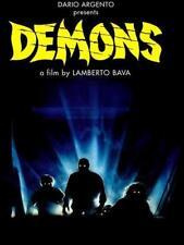 DEMONS. dvd. ( Demonios. )