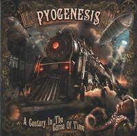 PYOGENESIS - A CENTURY IN THE CURSE OF TIME (+1 Bonus)(2015) CD Jewel Case+GIFT