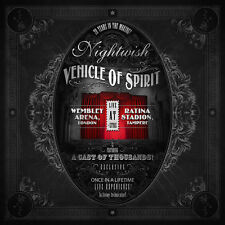 NIGHTWISH - Vehicle of Spirit 3 DVD NOW SHIPPING