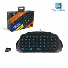 Mini Backlit Chatpad KeyPad for PlayStation Slim4 / PS4 Pro DualShock Controller