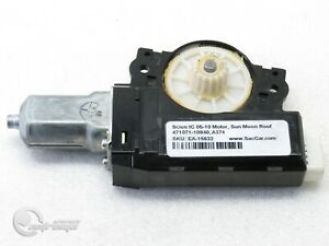 Scion tC Sunroof Motor Sun Roof Moon 471071-10940, 05-10 Factory OEM DS1 2005, 2