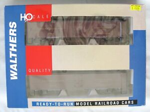 PRR Pennsy R-50b Express Reefers 2-Pack 932-25882 by Walthers Excellent Detail.