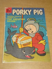 PORKY PIG #51 G/VG (3.0) DELL COMICS APRIL 1957
