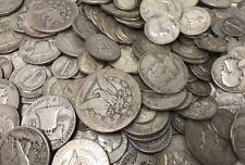 $10 Face Value 90% Circulated Coin Mixed Lot Includes Morgan/Peace DOLLAR