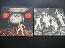 Bee Gees - Saturday Night Fever - Soundtrack - Hebrew Sleeve - 1977 Israel LP