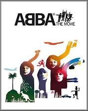 ABBA - THE MOVIE DVD ~ 1977 AUSTRALIAN CONCERT TOUR ~ PAL All Region  *NEW*