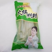 Chinese Super Wide Glass Noodle 300g Chewy Dangmyun Cellophane Noodle Asian Food