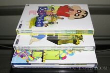 Shin Chan Seasons 1,2 & 3 Ep. 1-78 Complete Anime DVD Bundle R1 Funimation