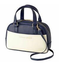 Chisato Tsumori Small Shoulder Bag. Cream & Blue colour