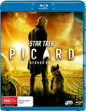 Star Trek Picard Season 1 One Blu Ray Region B