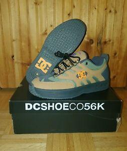 DC Lukoda Bronze 56k shoes, brand new,color brown/green,sz 11.5