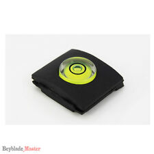 NEW Hot Shoe Bubble Spirit Level Cap Cover For Canon Nikon Olympus Fuji Samsung