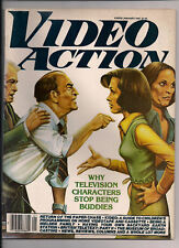 Video Action#2 1981 GREAT VIDEO MAG EDITED BY MIKE GOLD