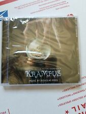 KRAMPUS Original Motion Picture Soundtrack MUSIC BY DOUGLAS PIPES Horror