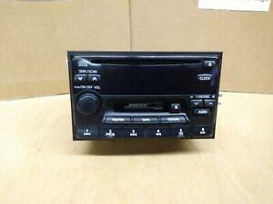 1999 Infinity G20 Sedan Bose CD/Cassette/Radio