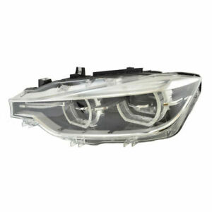 FIT FOR BMW 3 SERIES 2016 2017 2018 HEADLIGHT W/LED W/ADAPTIVE LEFT DRIVER