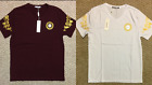Versace Men's T-Shirts V-Neck Brand New Versace Collection Free Shipping