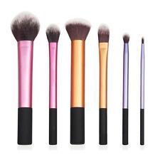 Único brochas de maquillaje Núcleo COLLECTION Básico Techniques Kit 6pcs / SET