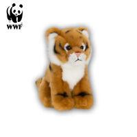 WWF Plüschtier Tigerbaby (15cm) lebensecht Kuscheltier Stofftier Tiger Raubtier