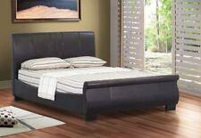 Medium Firm Sleigh Beds with Mattresses