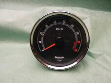TRIUMPH Speedo Clocks (int. *) Tachimetro Gauge Bonneville t2503040