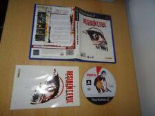 Videogiochi manuale inclusi Resident Evil senza inserzione bundle