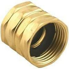 """NEW GILMOUR 7FHS7FH BRASS DOUBLE FEMALE 3/4"""" HOSE THREAD ADAPTER CONNECTOR SALE"""