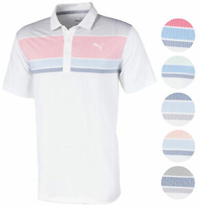 Puma Roadmap Polo Golf Shirt 595788 Men's New - Choose Color & Size