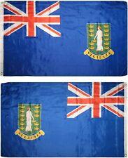 3x5 British Virgin Islands Flag 3'x5' House Banner 3x5 Virgin Island grommets