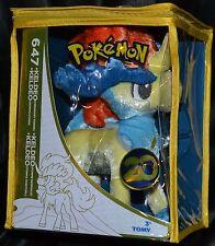 "8"" Keldeo # 647 Pokemon Official TOMY Plush Dolls Toys 20th Anniversary Version"