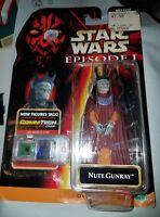 Hasbro Star Wars Episode I Phantom Menace Action Figure Nute Gunray  [New]