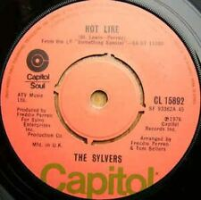 """Hot Line / That's What Love Is Made Of 7"""" : The Sylvers"""