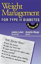 Weight Management for Type II Diabetes: An Action Plan-ExLibrary