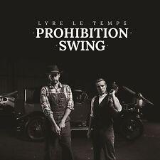 Electro Swing CD Lira Le Temps Prohibition Swing