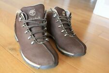 Men's Chocolate Brown Timberland Boots - Size UK7.5