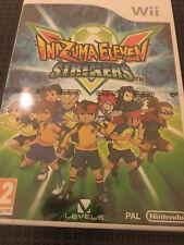 Inazuma Eleven Strikers neuf sous blister Nintendo Wii