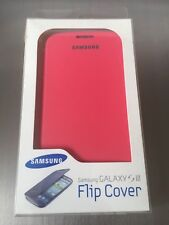 Genuine Samsung Galaxy S3 PINK Flip Cover Case New/Unused Mobile Phone Case