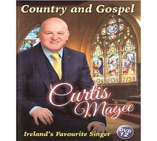 Curtis Magee - Country And Gospel DVD  Irish Country Music Send Your Best Angel