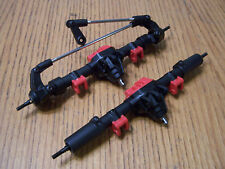 Axial SCX10 II Jeep Cherokee AR44 Front & Rear Axles C-Hubs Carrier Differential