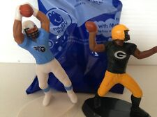 McDonald's NFL Madden Football Happy Meal Toy  Packers/ Titans - New In Package