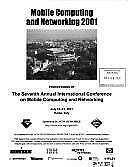Mobile Computing and Netwrking 2001 by Unnamed, Unnamed