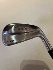 Titleist 716 T-MB 3 Iron Smoke Stiff 6.0 Shaft VGC