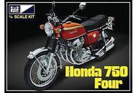 MPC 827 1/8 Scale Honda 750 Four Motorcycle Plastic Model Kit FREE SHIP