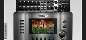 Digital mixer with touch screen Line 6 Stagescape-M20d Smart Mixer
