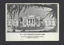 SOMPORTEX - THUNDERBIRDS (BLACK & WHITE, LARGER) - #7 LADY PENELOPE'S HOME