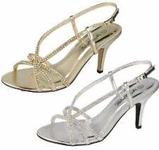 Evening & Party Standard Width (D) Slim Heels for Women