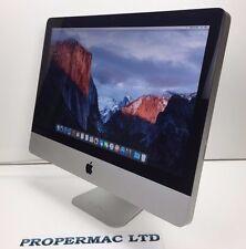 "Apple iMac 10.1 Core 2 Duo 3.06 GHZ 21.5"" 500 GB HDD 4GB RAM OSX 10.12  (9g)"