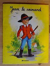 Livre ancien enfant-Jean Le Veinard-1979 Hemma