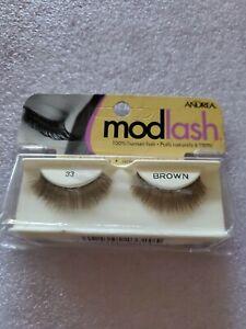 Andrea ModLash Brown Style # 33 - B23320