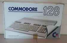 Commodore 128 Computer - - w/ Power Supply, peripherals  and Original Box